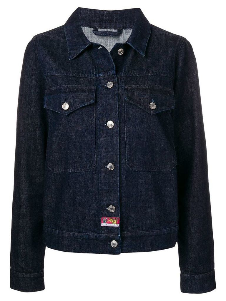 Kenzo Snake jacket - Blue