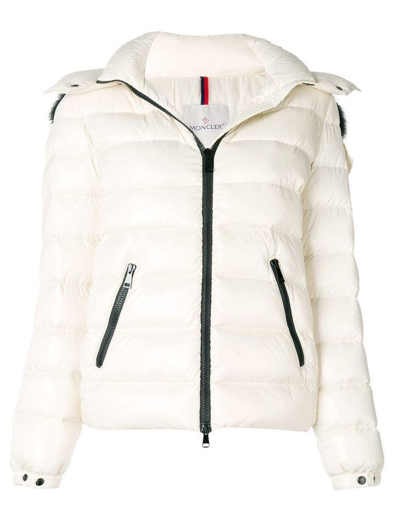 Moncler Badyfur padded jacket - White