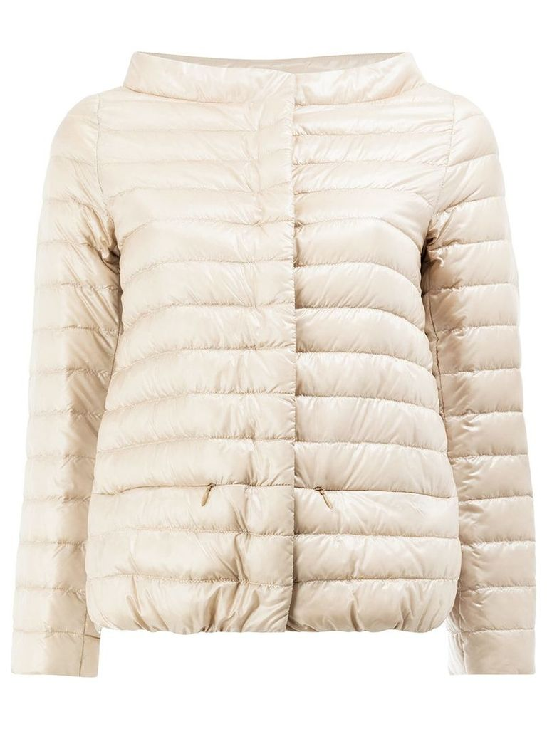 Herno padded jacket - Nude & Neutrals