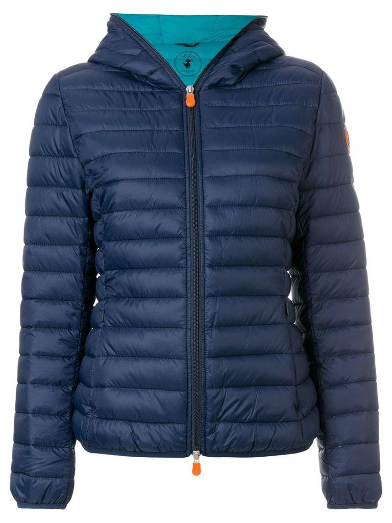 Save The Duck light down jacket - Blue
