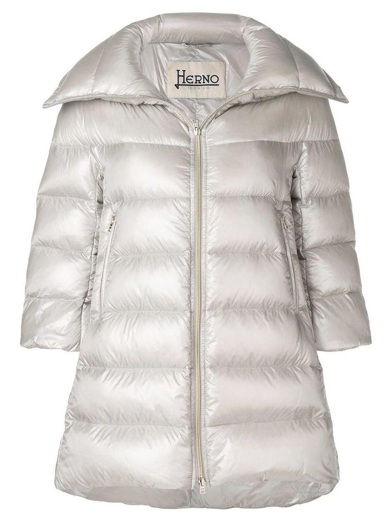 Herno puffer jacket - Grey