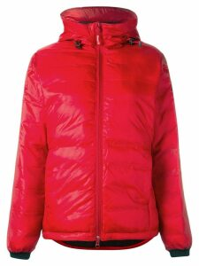 Canada Goose Camp Hoody jacket - Red