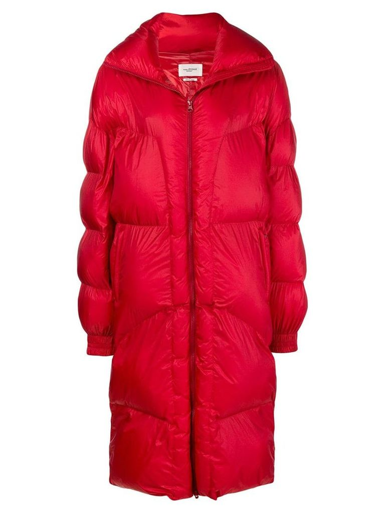 Isabel Marant Étoile oversized puffer jacket - Red