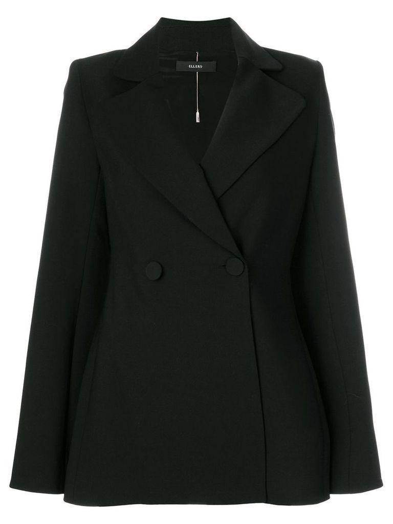 Ellery Boycott flared sleeve jacket - Black