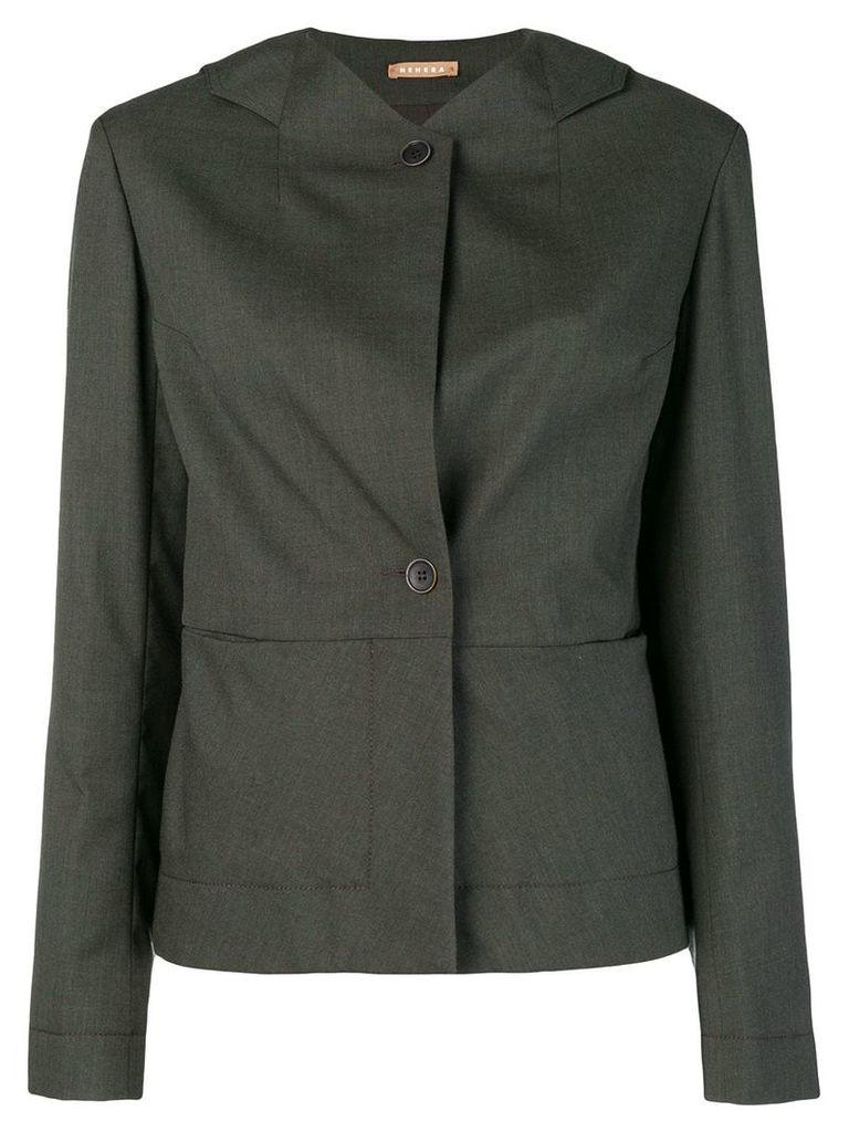 Nehera rear flap tailored jacket - Green