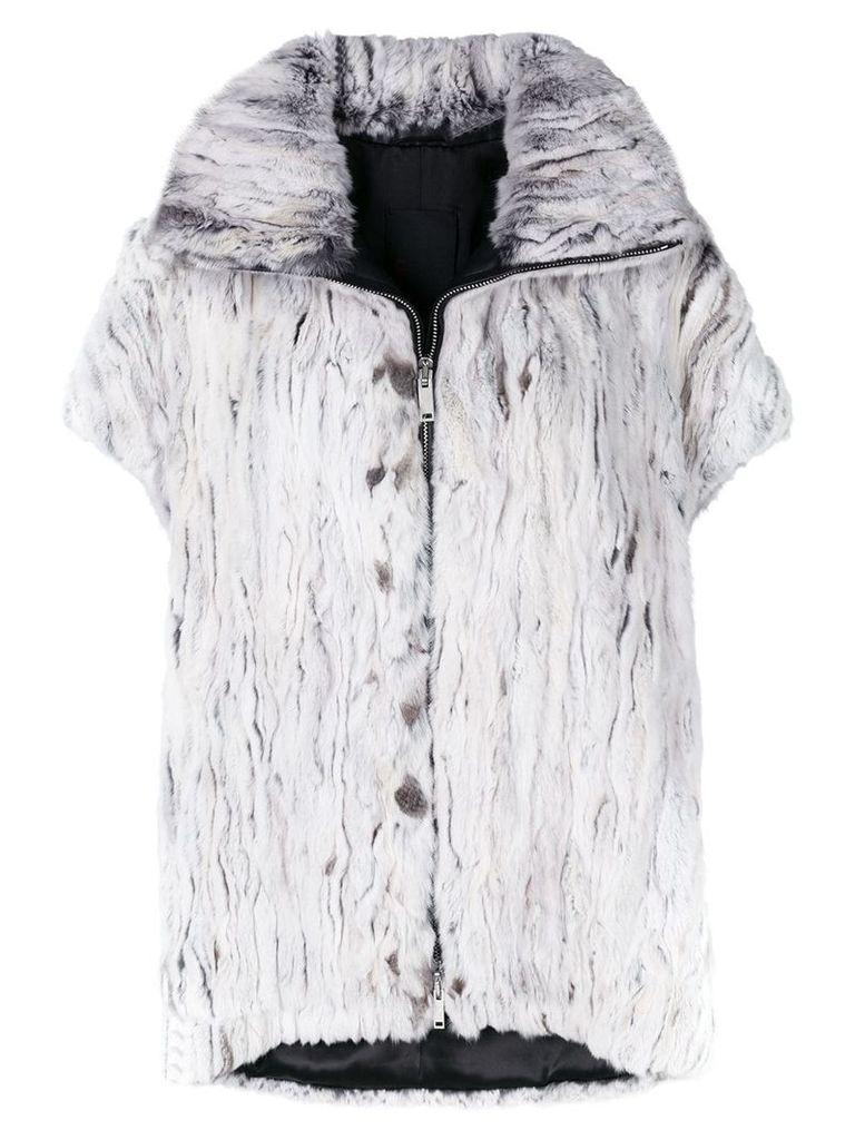 Liska Gamelli jacket - Nude & Neutrals