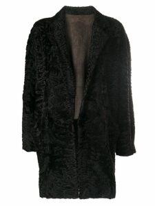 Liska oversized coat - Brown