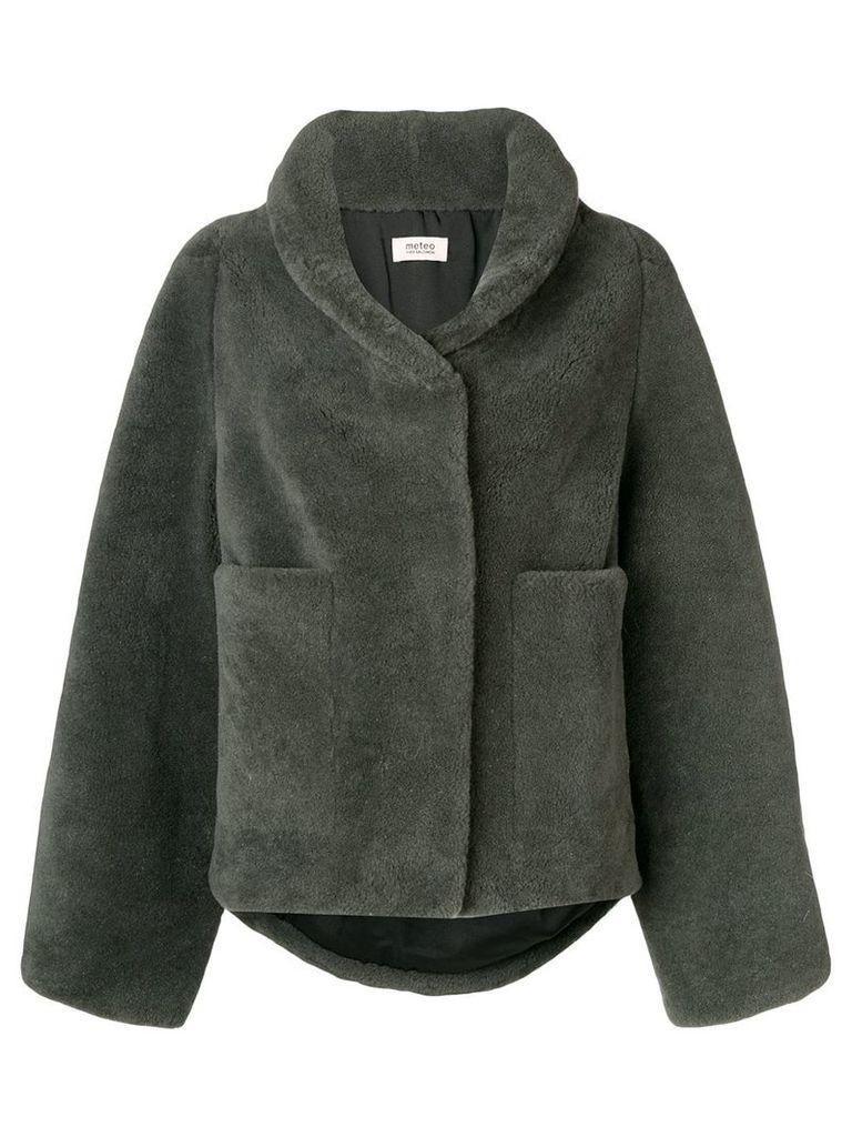 Yves Salomon Meteo short jacket - Green