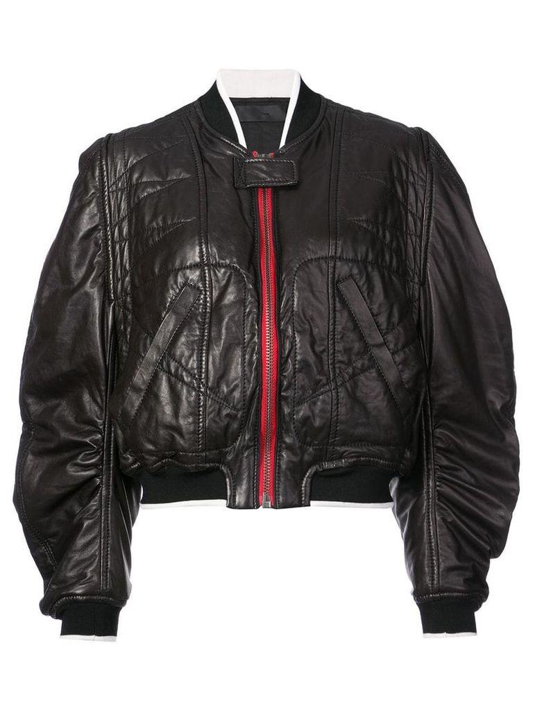 Haider Ackermann bomber jacket - Black