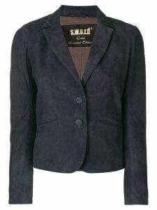 S.W.O.R.D 6.6.44 blazer-style jacket - Blue