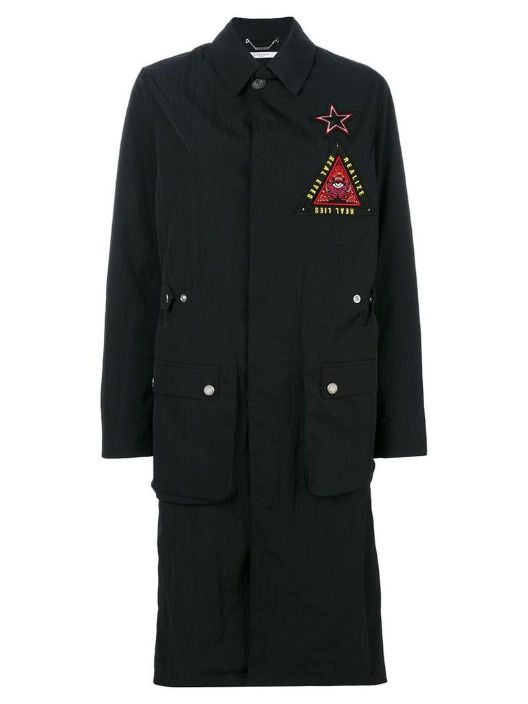 Givenchy military patch jacket - Unavailable