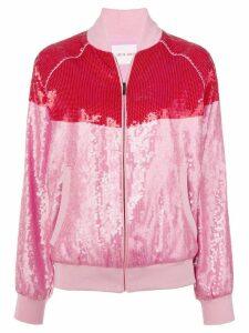 Alberta Ferretti Rainbow Week jacket - PINK
