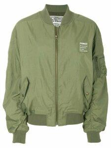 Fiorucci Lou bomber jacket - Green