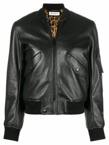 Saint Laurent bomber jacket - Black