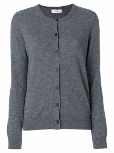 Pringle of Scotland round neck cashmere cardigan - Grey