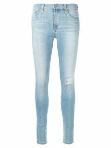 AG Jeans Farrah skinny-fit jeans - Blue