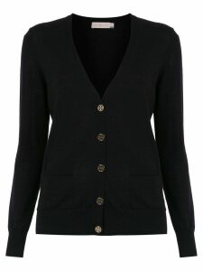 Tory Burch Madeline cardigan - Blue