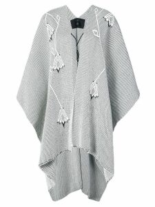 Voz Copihue cardigan - White