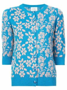 Barrie New Delft cashmere cardigan - Blue