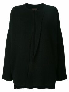 Oyuna open cardigan - Black