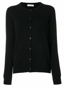 Pringle of Scotland round neck cashmere cardigan - Black