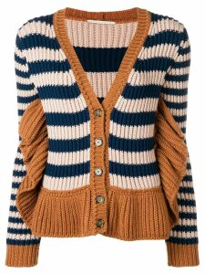Marco De Vincenzo striped cardigan - Multicolour