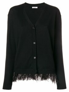 P.A.R.O.S.H. buttoned cardigan - Black