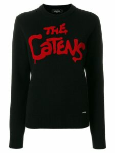 Dsquared2 The Catens knitted jumper - Black