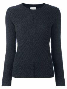 Le Kasha cashmere Zurich jumper - Grey