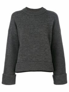 Dsquared2 ribbed sweater - Grey