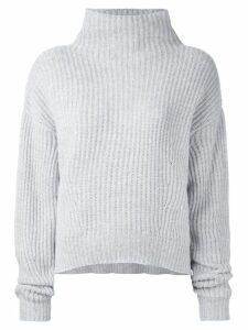 Le Kasha cashmere Verbier jumper - Grey
