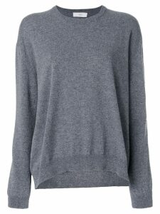 Pringle Of Scotland round neck cashmere jumper - Grey