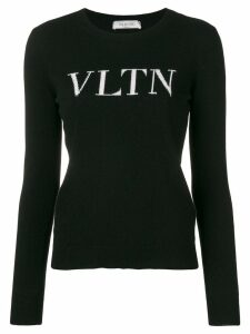 Valentino VLTN sweater - Black