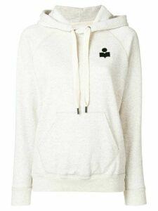 Isabel Marant Étoile Malibu hoodie - NEUTRALS