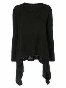 Uma Raquel Davidowicz Volta knit sweater - Black