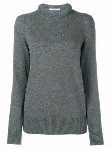 Christopher Kane Bolster Sweater - Grey