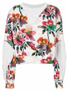Isabel Marant Zodilon sweatshirt - NEUTRALS