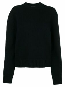 Calvin Klein 205W39nyc rope detail jumper - Blue