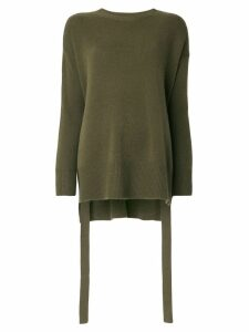 Theory Karenia jumper - Green