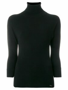 Dsquared2 classic turtleneck knit - Black