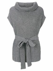 Le Kasha Nishio jumper - Grey