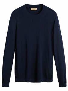 Burberry crewneck sweater - Blue