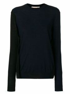Marni buttoned sweater - Blue
