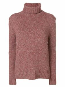 Borgo Asolo slim-fit cashmere jumper - Red