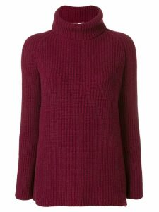 Borgo Asolo chunky knit jumper - Pink