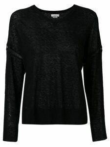 Isabel Marant Étoile V-neck jumper - Black