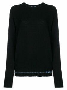 Prada cashmere jumper - Blue