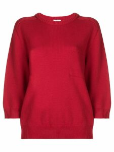 Chloé cashmere jumper - Red