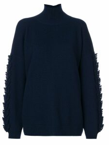 Barrie Troisieme Dimension cashmere turtleneck pullover - Blue
