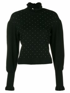 Philosophy Di Lorenzo Serafini studded sweater - Black